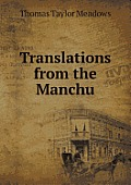 Translations from the Manchu