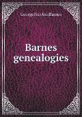 Barnes Genealogies