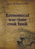 Economical War-Time Cook Book