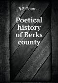 Poetical History of Berks County