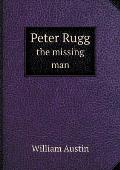 Peter Rugg the Missing Man