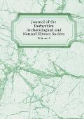 Journal of the Derbyshire Archaeological and Natural History Society Volume 8