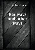 Railways and Other Ways
