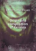 Origin and Composition of Genesis