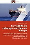 La Viabilit? Du Cabotage Maritime En Europe