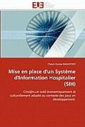 Mise En Place d''un Syst?me d''information Hospitalier (Sih)