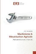 Machinisme M?canisation Agricole