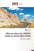 Mise En Place Du Smsda Selon La Norme ISO 22000