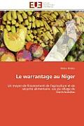Le Warrantage Au Niger