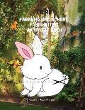 Tiere F?rbung und Schere F?higkeiten Aktivit?t Buch: Mein erstes fantastisches Tier-Mal- und Aktivit?tenbuch f?r Kinder von 5-12 Jahren- Entspannendes