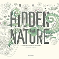 Hidden Nature: A Coloring Book for Grown Ups