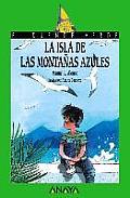 La Isla de las Montanas Azules