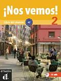 Nos Vemos 2 Level A2 - With CD (10 Edition)
