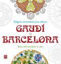 Gaudi Barcelona Relajarse con mandalas para colorear
