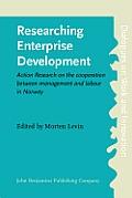 Researching enterprise development