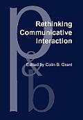 Rethinking communicative interaction