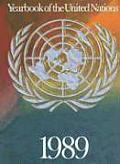 Yearbook United Nations 1989