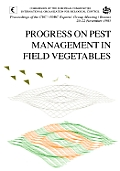 Progress on Pest Management in Field Vegetables