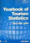 Yearbook of Tourism Statistics 2005