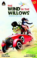 The Wind in the Willows: The Graphic Novel [With Poster]