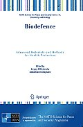Biodefence: Advanced Materials and Methods for Health Protection