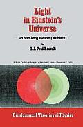 Light in Einstein's Universe: The Role of Energy in Cosmology and Relativity