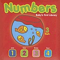 Baby's First Library Small Numbers