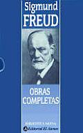 Obras Completas Sigmund Freud