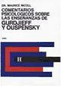 Comentarios Psicologicos - Vol. V Gurdjieff