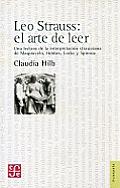 Leo Strauss: El Arte de Leer