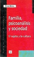 Familia, Psicoanalisis y Sociedad