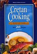 Cretan Cooking With 256 Recipes