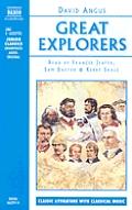Great Explorers: Marco Polo - Ibn Battuta - Vasco Da Gama - Christopher Columbus - Ferdinand Magellan - Captain Cook - Lewis and Clark