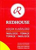 English Turkish Dictionary Smaller Redhouse
