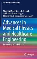 Advances in Medical Physics and Healthcare Engineering: Proceedings of Amphe 2020