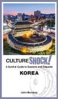 CultureShock Korea