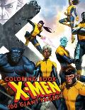 X-Men Coloring Book: Super Gift for Kids and Fans - Great Coloring Book with High Quality Images