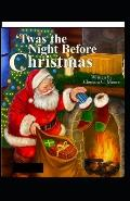 Twas the Night before Christmas Illustrated