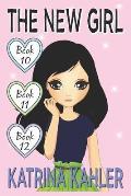The New Girl - Books 10. 11 &12
