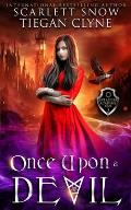 Once Upon A Devil: A Dark Academy Reverse Harem Bully Romance