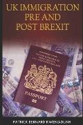 UK Immigration Before and After Brexit: A beginner's guide to immigration, its history and process and immigration on UK pre and post Brexit