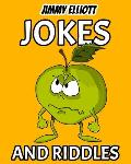 Jokes and Riddles: Mind-Stimulating Riddles, Brain Teasers and Lateral-Thinking, Funny Challenges that Kids and Families Will Love - Oran