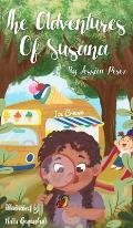 The Adventures of Susana: A Day at The Park - Un D?a En El Parque