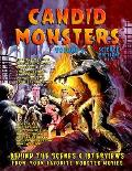 Candid Monsters Volume 6 Science-Fiction Pt. 3