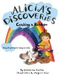 Alicia's Discoveries Catching a Rainbow English-Portuguese