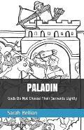 Paladin: Gods Do Not Choose Their Servants Lightly