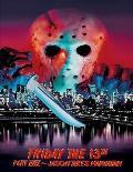 Friday the 13th Part VIII: Jason Takes Manhattan: Screenplay