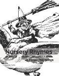 Nursery Rhymes: 45 Finger Play Songs