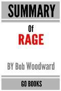 Summary of Rage: by Bob Woodward - a Go BOOKS Summary Guide