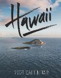 Hawaii: 2021 Wall Calendar, Nature Photography Science